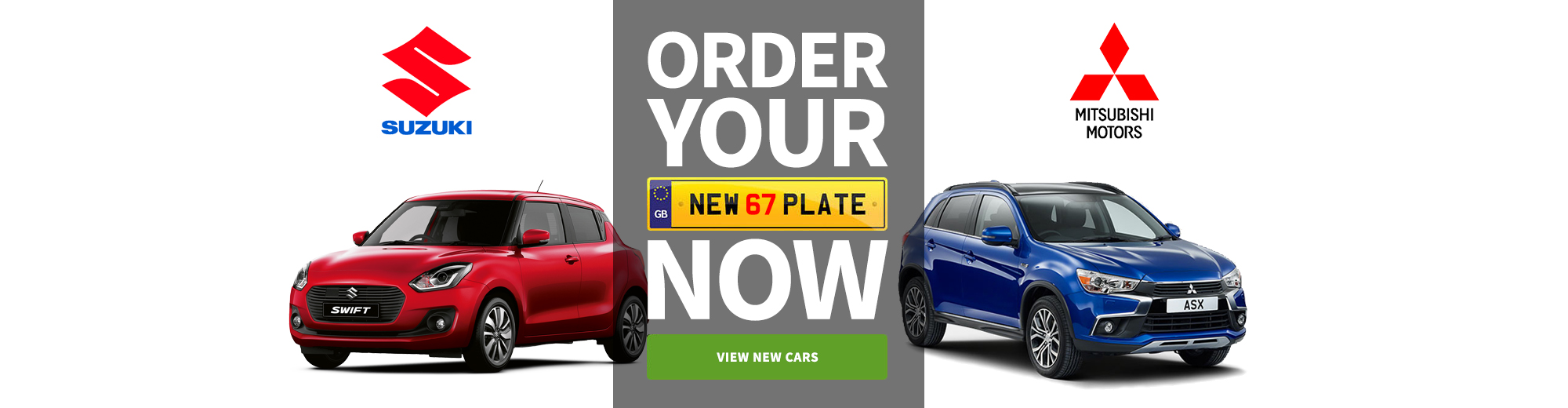 Order Your New 67 Plate Now